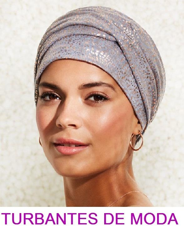 Turbantes Oncológicos Gorros quimioterapia Pañuelos Cáncer